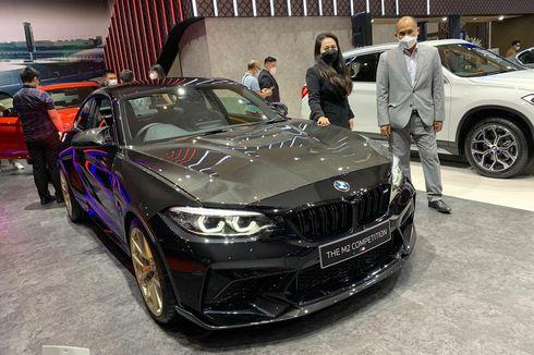 BMW Siapkan Deretan Mobil Listrik Baru untuk Pasar Indonesia