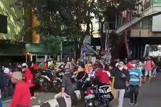 Pedagang Pasar Cipulir, Dihalau Bubar tetapi Malah Pindah dari Jalan ke Jalan