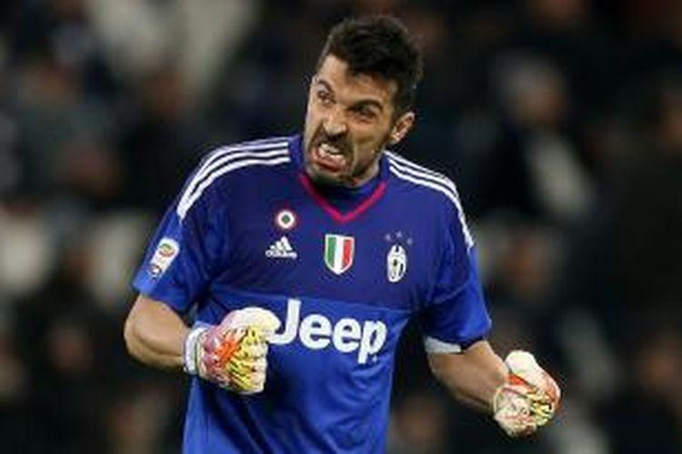 Penjaga gawang Juventus, Gianluigi Buffon, menyebut laga babak 16 besar Liga Champions kontra Bayern Muenchen seperti laga semifinal.