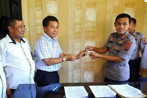 Pemerintah Serah Terima 25 Rusus ASN Polri di Sumatera Barat