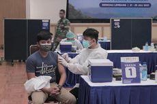 Target 2.000 Per Hari, Vaksinasi di Sesko AU Bandung Barat Sasar Pemulung, Pengasong, dan Pelaku Pariwisata