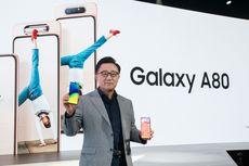 Harga Galaxy A80 dan Galaxy S10e Selisih Rp 1 Juta, Samsung Tak Khawatir?