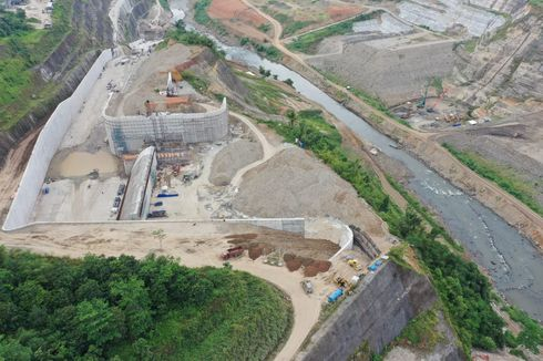 Diairi 2023, Bendungan Leuwikeris Suplai Irigasi 11.216 Hektar