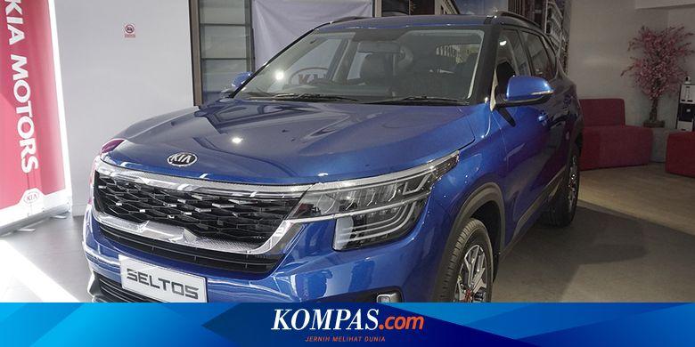 Bedah Tiga Varian Kia Seltos Di Indonesia Halaman All Kompas Com