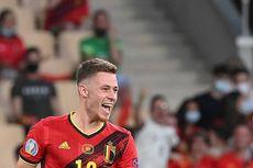 Profil Thorgan Hazard, Pahlawan Belgia di Babak 16 Besar Euro 2020