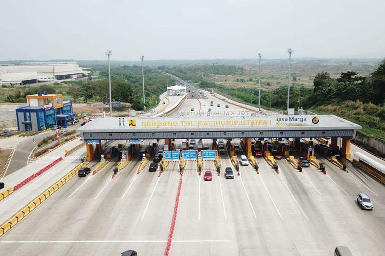 Gerbang Tol (GT) utama Kalihurip 1.