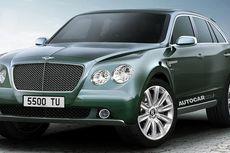 Bentley Siapkan SUV Termahal di Dunia pada 2016