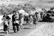Konflik Israel-Palestina (4): Akhir Mandat Palestina dan Perang Arab-Israel 1948