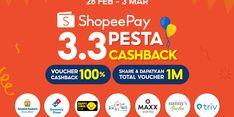 Ingin Jajan Enak Tanpa Takut Boros? Manfaatkan Promo 3.3 Pesta Cashback ShopeePay