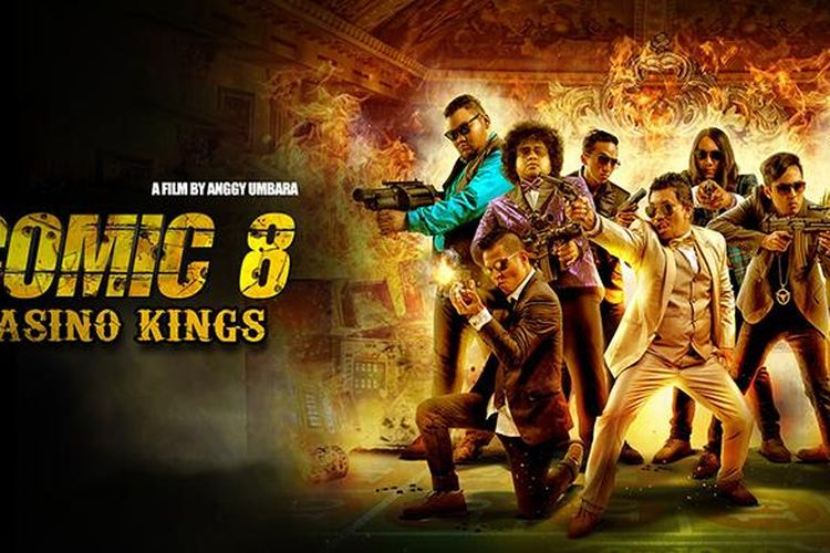 Comic 8: Casino Kings