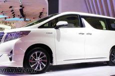 Toyota Indonesia Gantikan Pasar Prius dengan Alphard