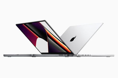 Apple Luncurkan MacBook Pro 14 Inci dan 16 Inci Terbaru dengan Layar Berponi