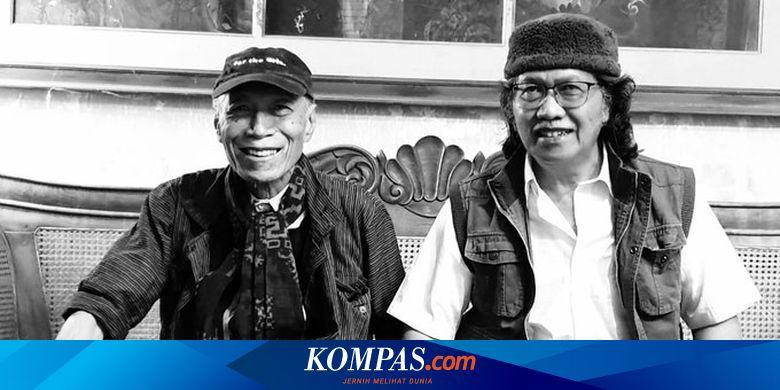 """Meninggal Dunia, Berikut Sosok Umbu Landu Paranggi """"Presiden Malioboro"""", Mahaguru Para Penyair di Indonesia"""