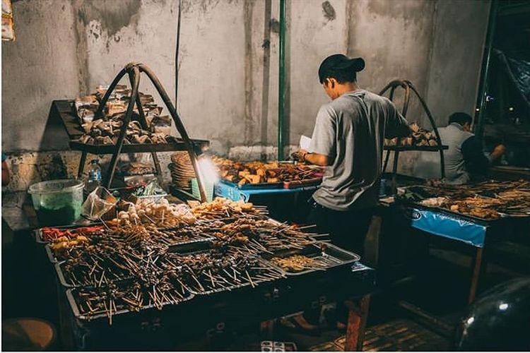 Angkringan menjadi salah satu tujuan wisata kuliner Yogyakarta
