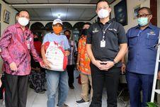 Mensos dan Ketua KPK Awasi Langsung Distribusi Bansos di DKI