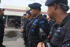 Kejar Pelaku Penembakan Ambulans, Satu Peleton Brimob Dikirim ke Puncak Jaya