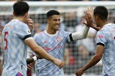 Hasil West Ham Vs Man United - De Gea Tepis Penalti, Setan Merah Menang Dramatis