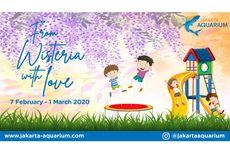 Rayakan Hari Kasih Sayang Bersama Keluarga Tercinta di Jakarta Aquarium