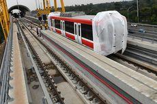 Bantah PSI, Pemprov DKI Sebut Pembangunan LRT oleh Dishub Tak Langgar Aturan