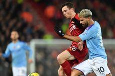 5 Hal Menarik dari Laga Liverpool Vs Manchester City