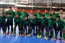 Timnas Futsal Indonesia Kalah pada Laga Perdana Piala AFF Futsal 2016