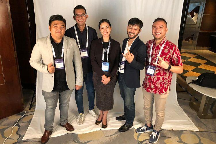 Indonesia diwakili aplikasi Cakap dan Zenius membagikan pengalaman mereka lewat diskusi panel EdTech and Indonesias Education Policy - Expert Insights Into The Road Ahead di ajang EdTech Asia Summit 2019  (1-2/8/2019) di Singapura.