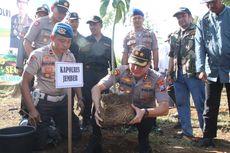 Hari Lingkungan Hidup, 50.000 Pohon Ditanam di Lahan Rawan Longsor