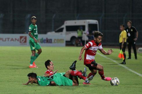 Madura United Vs Bhayangkara FC, Tim Tamu Curi 3 Poin