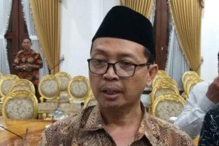 Sekretaris MUI Jatim, Ainul Yaqin
