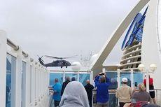 Pasien Kanker Stadium 4 di Kapal Grand Princess Terancam Gagal Kemoterapi karena Virus Corona