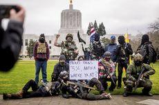 Jelang Pelantikan Biden, Demonstran Bersenjata Bermunculan di Beberapa Negara Bagian
