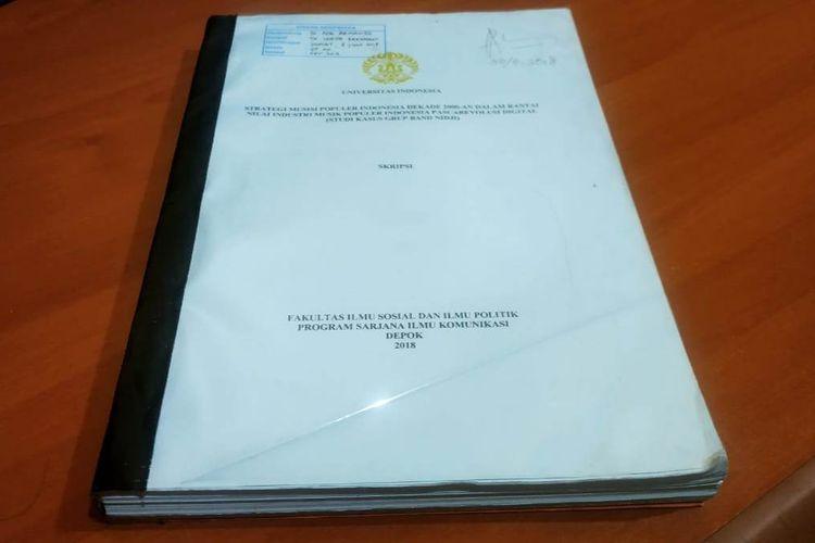 Kisah Suka Duka Mahasiswa Tingkat Akhir Selesaikan Skripsi Di Tengah Corona Halaman All Kompas Com