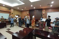 Busyro Muqoddas dan Tokoh Lain Pukul Kentongan di Yogyakarta, Minta TWK Dibatalkan
