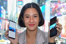 Apa Kata Dian Sastro tentang Samsung Galaxy S8?