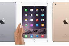 Tak Disebut, iPad Mini 3 Tiba-tiba Muncul