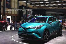 Toyota CH-R Hybrid Masuk Daftar