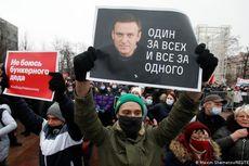Aktivis Anti-korupsi: Pemerintah Rusia Benar-benar Takut Demo Pendukung Navalny