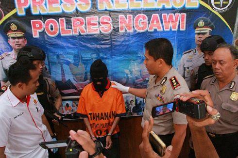 Cabuli 14 Muridnya, Guru Ngaji Asal Ngawi Ditangkap
