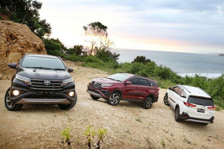 Toyota All-New Rush