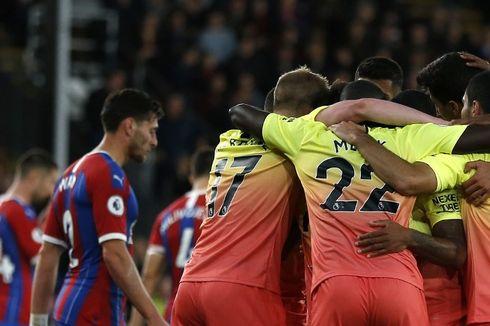 Klasemen Liga Inggris, Man City Kini Berjarak 6 Poin dengan Liverpool