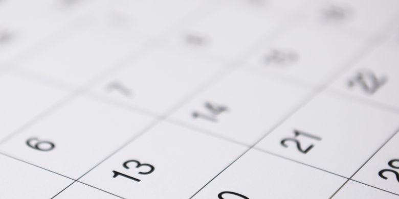 Kalender 2020 Catat Ini Jadwal 16 Hari Libur Nasional