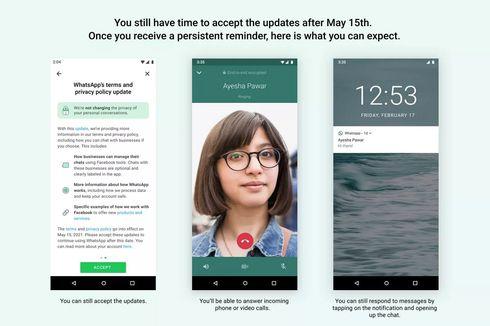 Update WhatsApp 15 Mei 2021, Apa yang Berubah?