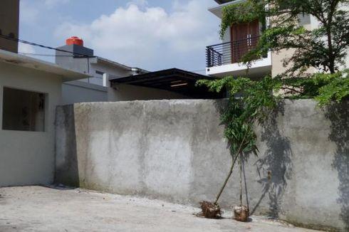 Tujuh Bulan Berlalu, Begini Kondisi Rumah Denny yang Ditembok di Bintaro