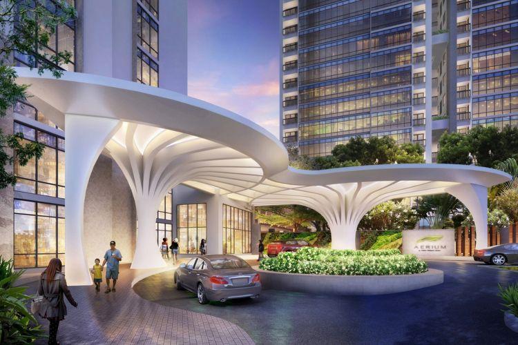 Apartemen Aerium, Taman Permata Buana, Jakarta Barat