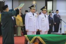Gubernur Banten Lantik Wali Kota Tangerang