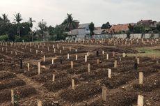 Tertinggi, 2.121 Jenazah di Jakarta Dimakamkan dengan Protap Covid-19 Sepanjang Januari