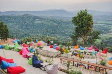 Obelix Hills, Wisata Selfie Kekinian dengan View Keren di Yogyakarta