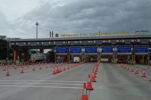 Hari Kedua Lebaran, 55.776 Kendaraaan Masuki Jakarta