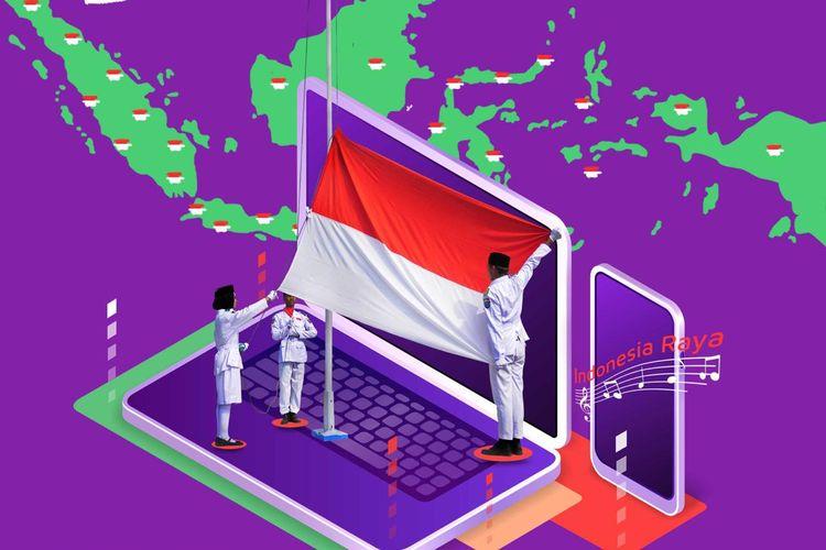 Zenius mengadakan upacara peringatan 17 Agustus tahun ini secara live melalui Zenius app, mendonasikan 2.000 rupiah untuk setiap kehadiran virtual per satu individu peserta upacara.