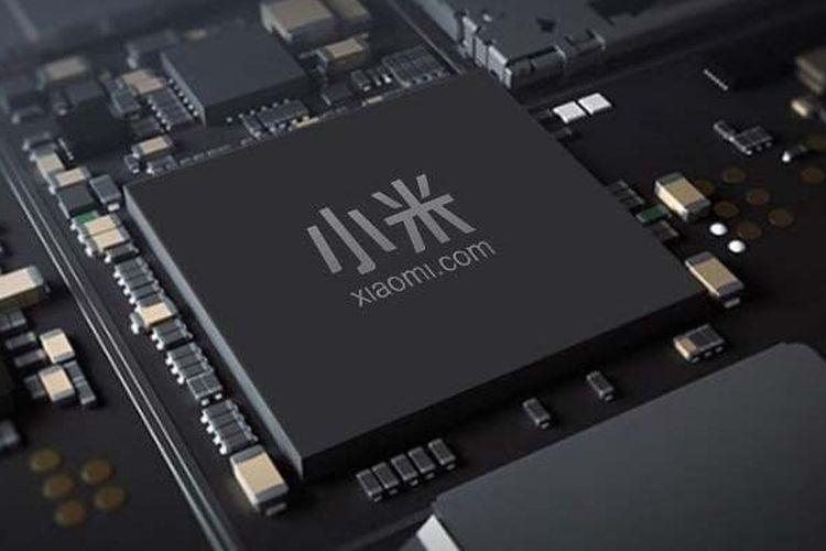 Ilustrasi Chipset Xiaomi.